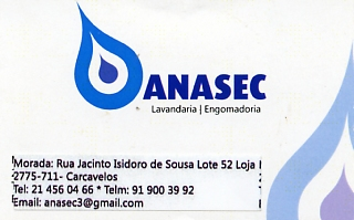 Lavandaria AnaSec