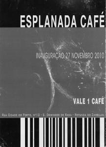 Esplanada Café