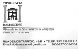 Tipografia Damasceno