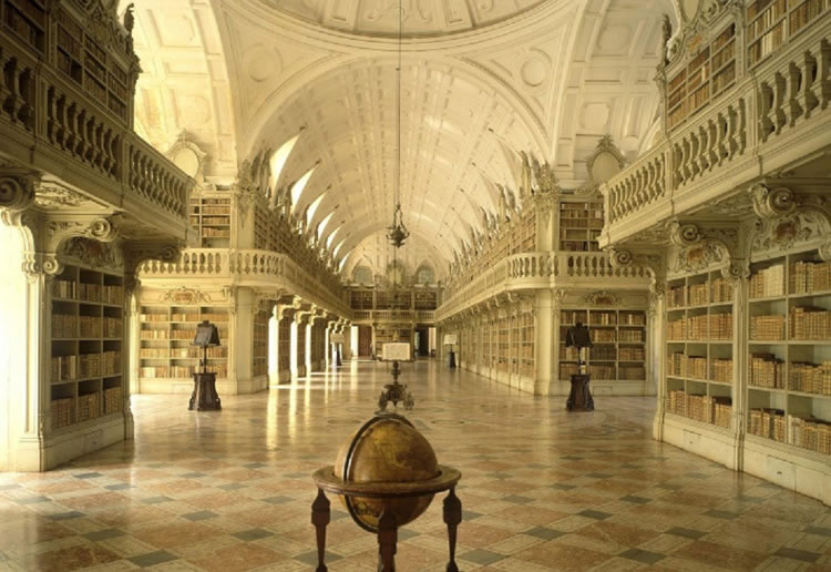 Is This the Most Awesome Library in the World?