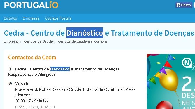 dianostico